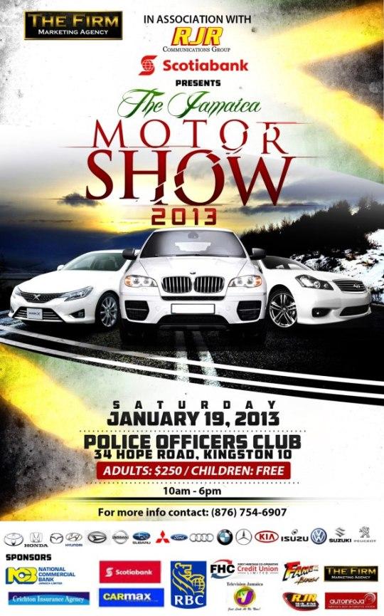 Jamaica Motor Show