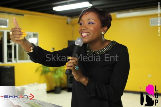 Shelly-Ann 'Dr. Sexy' Weeks - Picture Courtesy of Skkan Media Ent